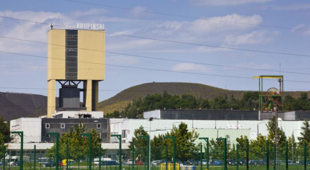 Na terenach po kopalni Krupiński powstanie centrum logistyki. Kto znajdzie w nim pracę?
