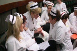 Pielęgniarki z Olsztyna walczą o podwyżki i lepsze warunki pracy
