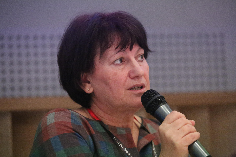 Janina Mironowicz, dyrektor Wojewódzkiego Urzędu Pracy w Białymstoku. (fot. PTWP)