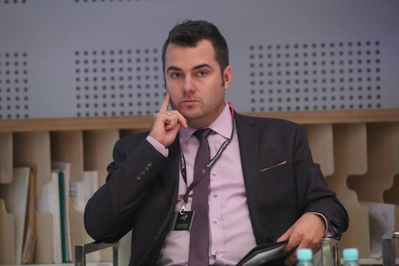 Mariusz Chrzanowski, prezydent Łomży. (fot. PTWP)