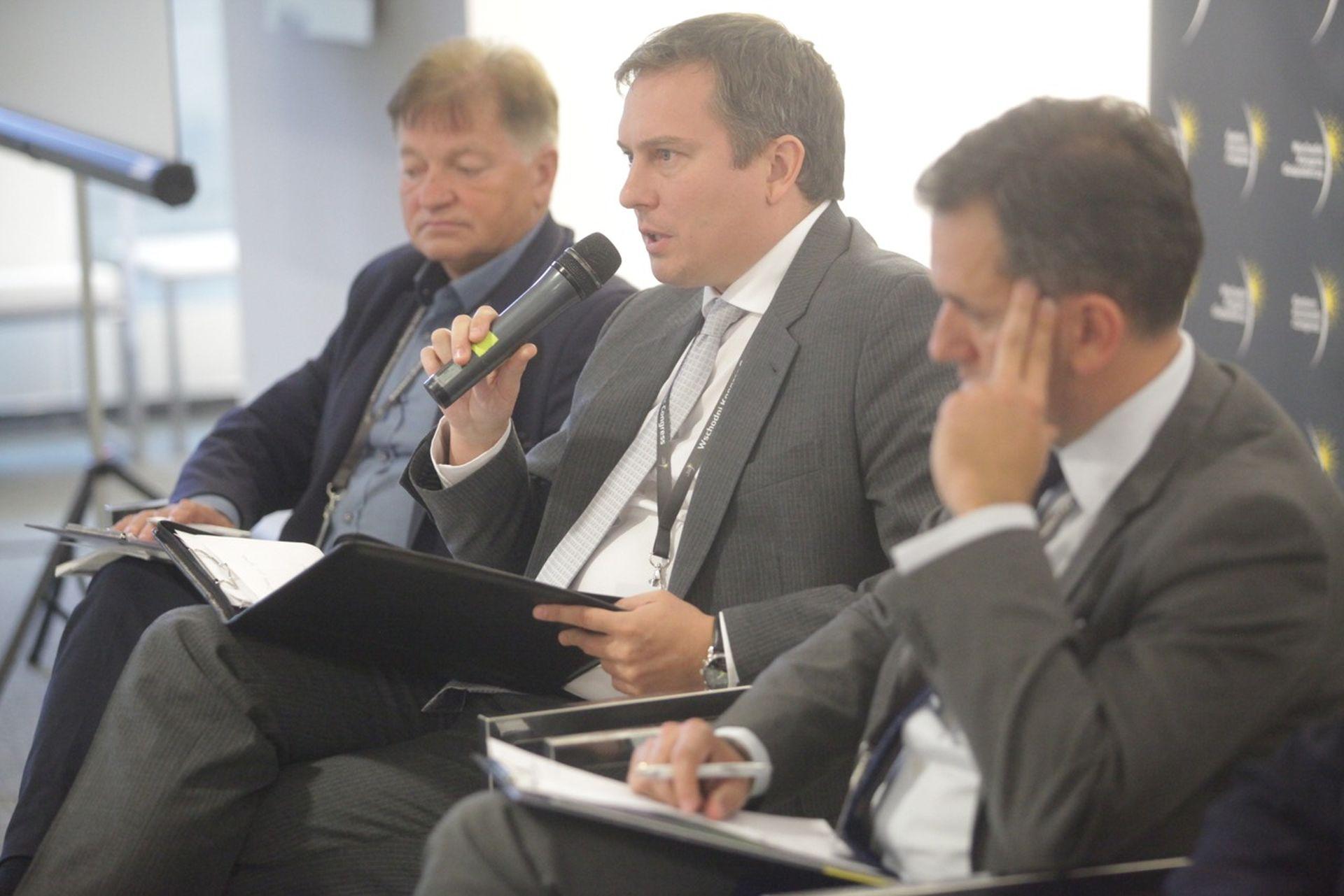 Biznes potrzebuje wymiany informacji z uczelniami - podkreśla Radosław Kubaś, partner, Lider Zespołu ds. Sektora Publicznego Deloitte Fot. PTWP