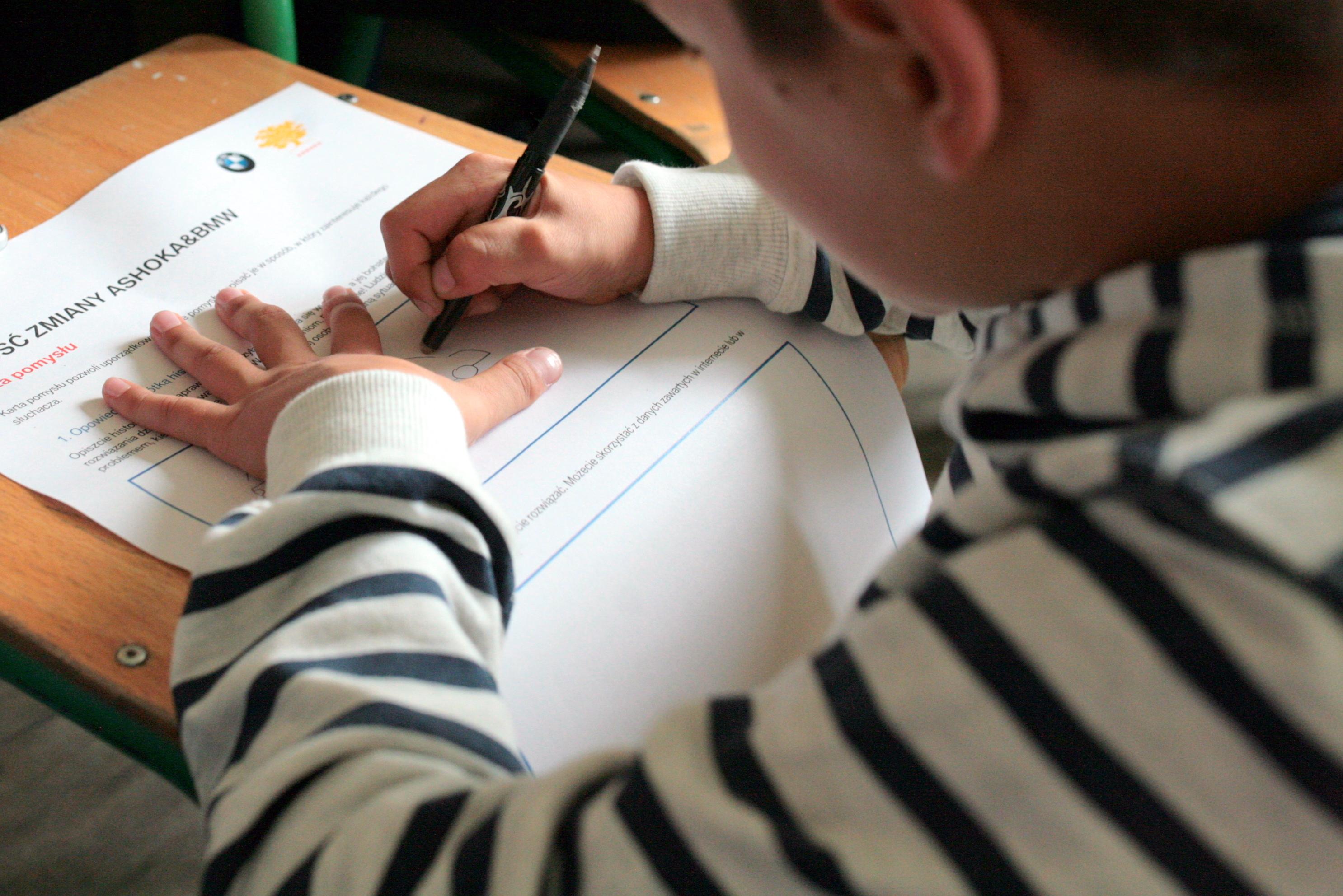 Efekty swojej pracy uczniowie przedstawią w Warszawie podczas spotkania, które odbędzie się 16 listopada na Uniwersytecie Warszawskim. (fot.mat.pras.)