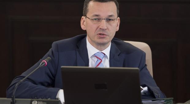 Morawiecki zapowiada odchudzenie administracji publicznej