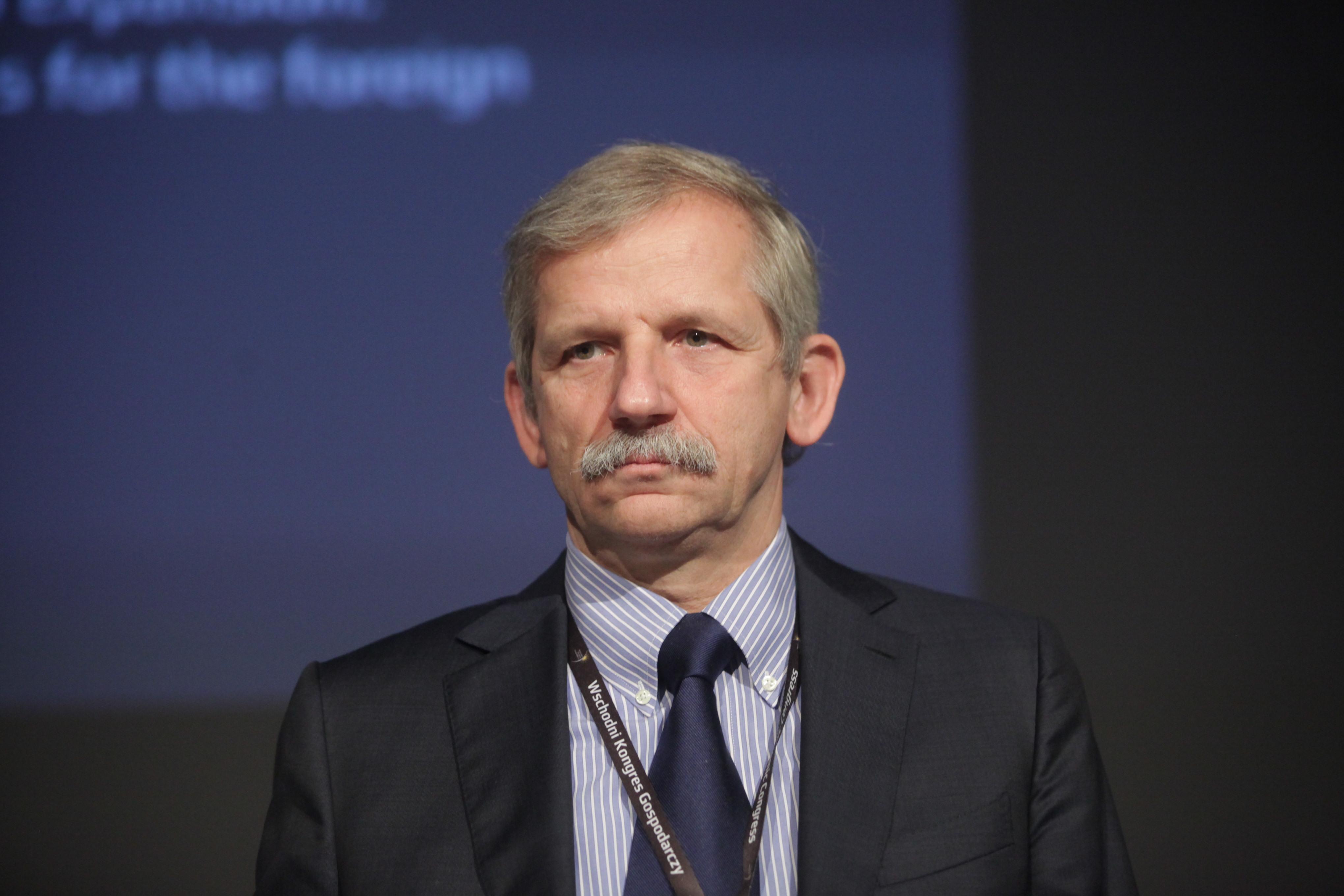 Maciej Szumski, prezes Plum. (PTWP)