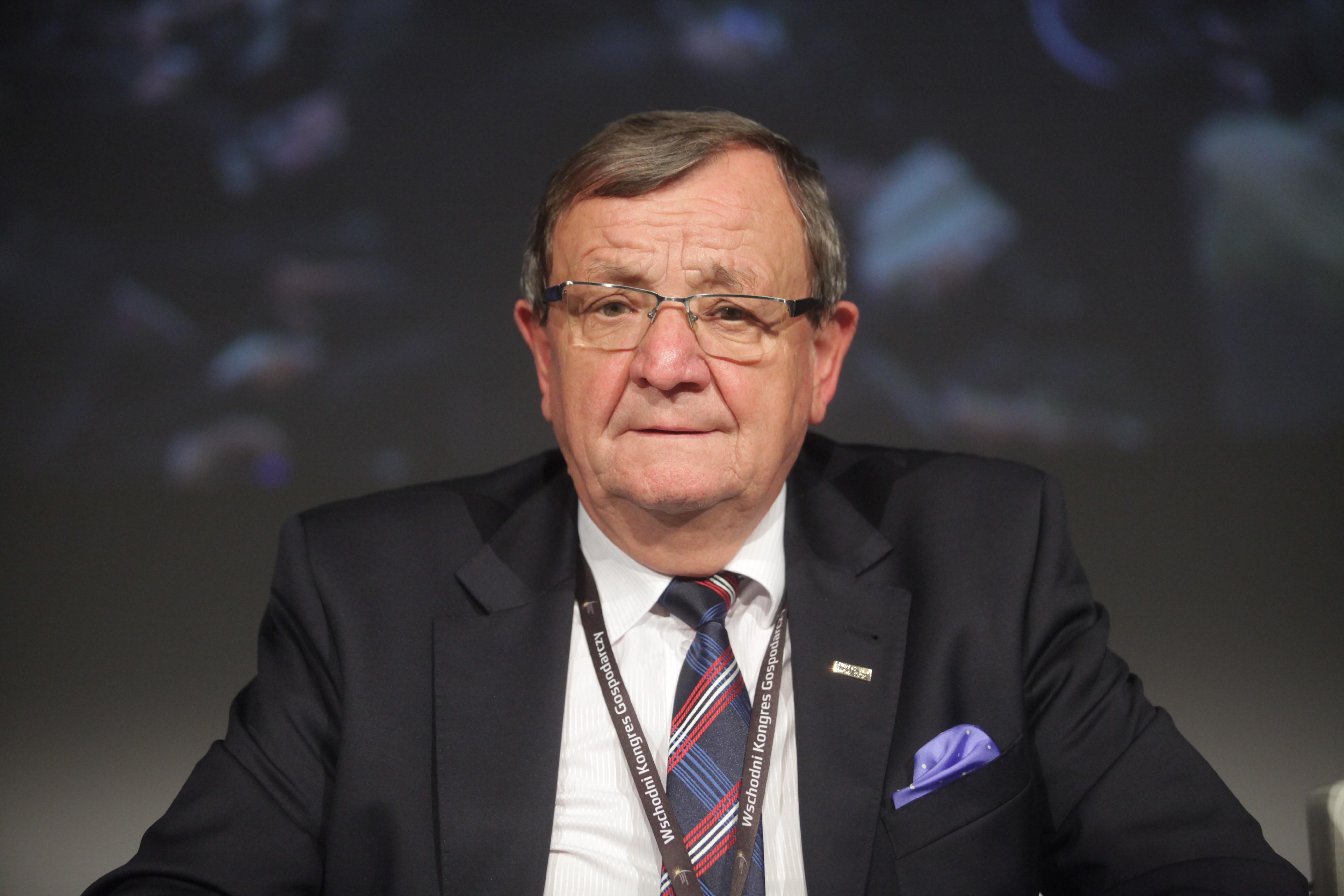 Henryk Owsiejew, przewodniczący rady nadzorczej Malow. (fot. PTWP)