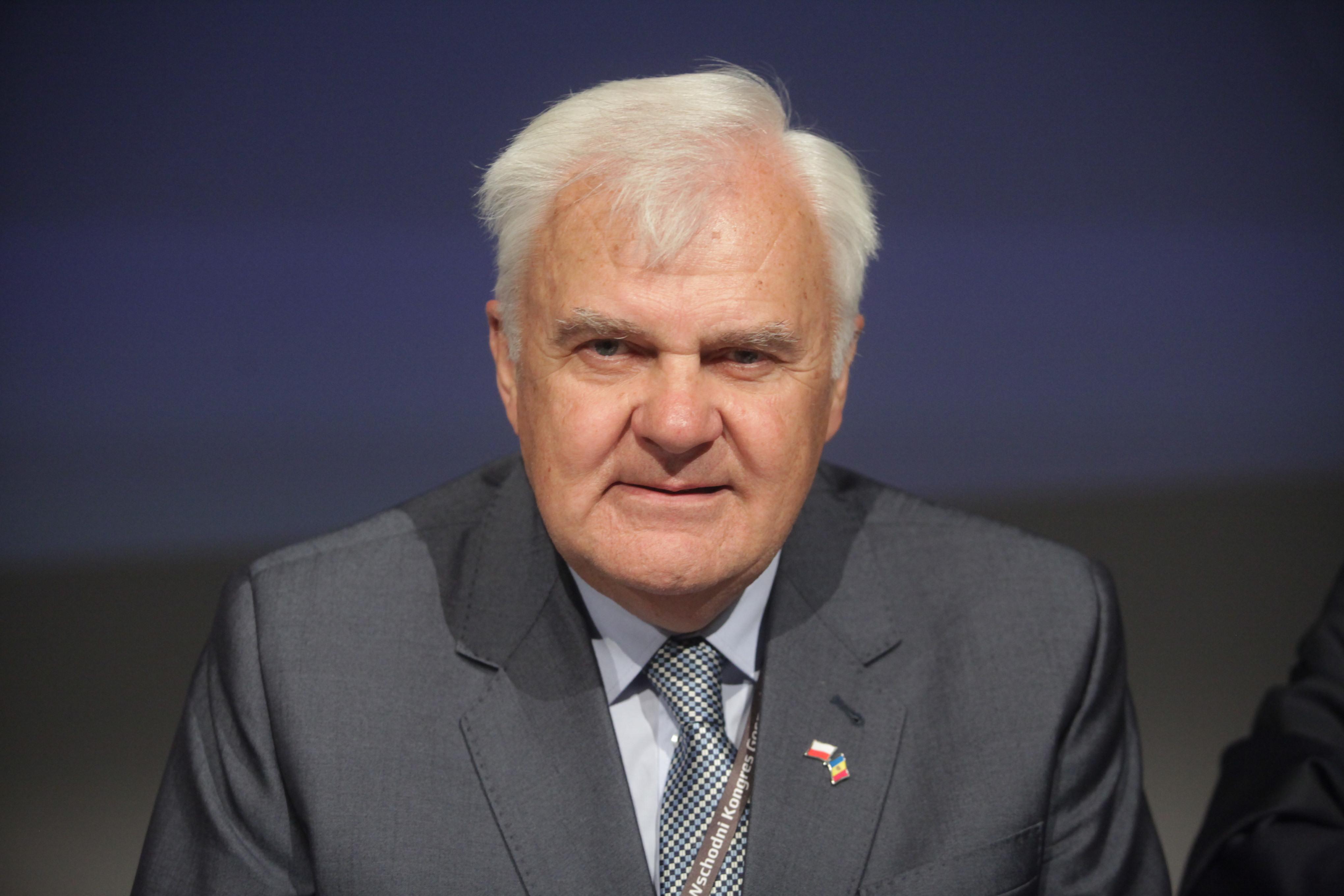 Lech Pilecki, prezes Podlaskiego Klubu Biznesu. (fot. PTWP)