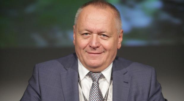Prof. Lech Dzienis, rektor Politechniki Białostockiej, o nauce przedsiębiorczości