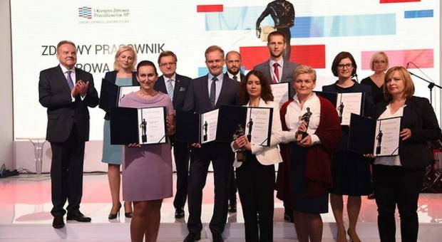 Zdrowy pracownik, zdrowa firma: Coca Cola, Grupa Azoty, PwC i PSG z nagrodami