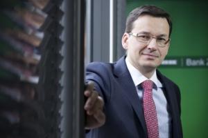 Morawiecki: Zarabiający więcej, powinni płacić większy podatek