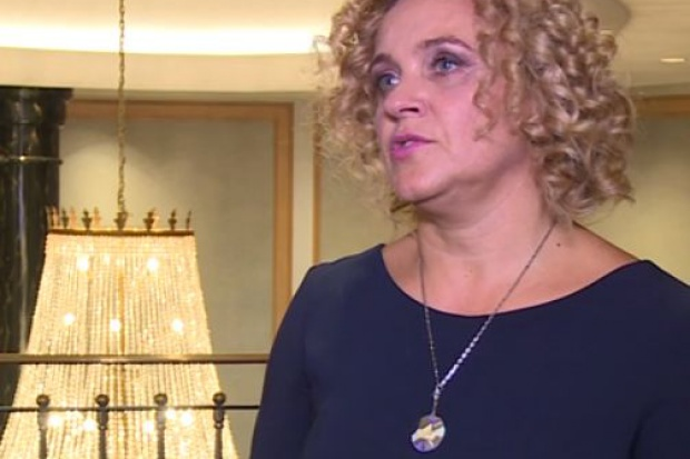 Anna Rulkiewicz, prezes Grupy LUX MED (fot.newseria)