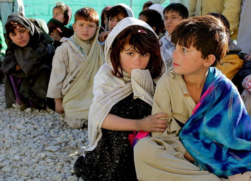 Uchodźcy: Dzieci muszą pracować, by utrzymać rodzinę