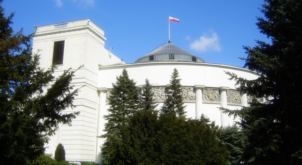Agnieszka Kaczmarska nową szefową Kancelarii Sejmu