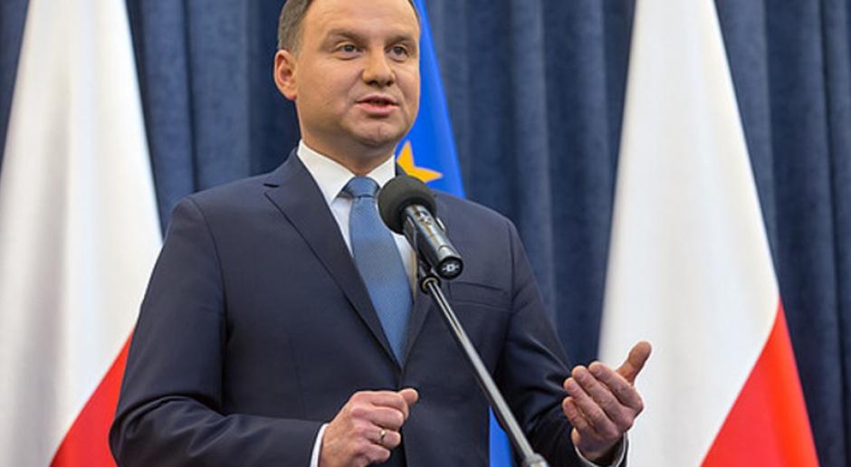 Andrzej Duda liczy na miejsca pracy i wyższe zarobki w Zachodniopomorskiem