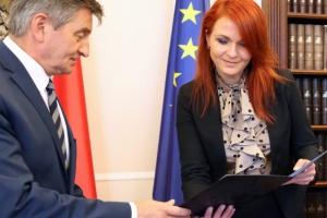 Minister Agnieszka Kaczmarska nową szefową Kancelarii Sejmu