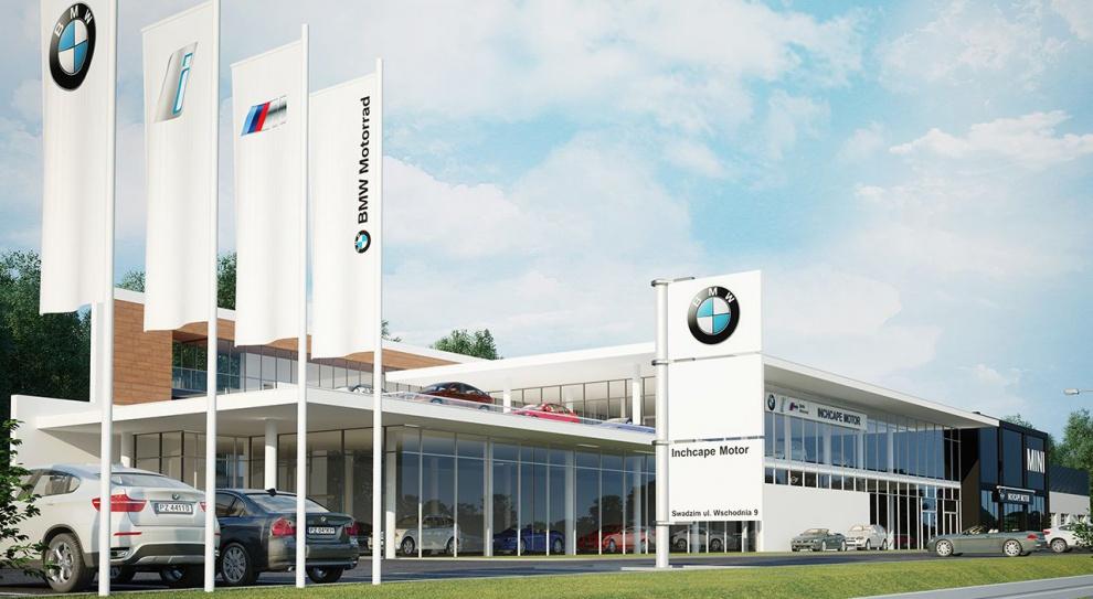 Inchcape Motor Polska rekrutuje. Docelowo zatrudni 100 osób