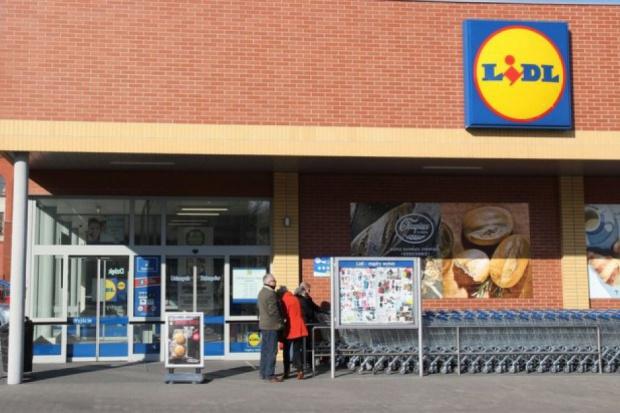 Po 600 zł dla każdego pracownika. Tak Lidl świętuje otwarcie sklepu w Poznaniu