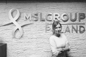Joanna Bednarek PR menedżerem w MSLGroup