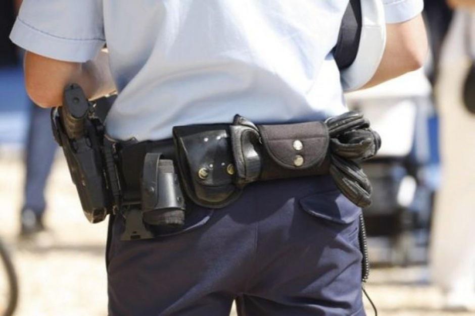 Szef policyjnego BSW z Rzeszowa zatrzymany