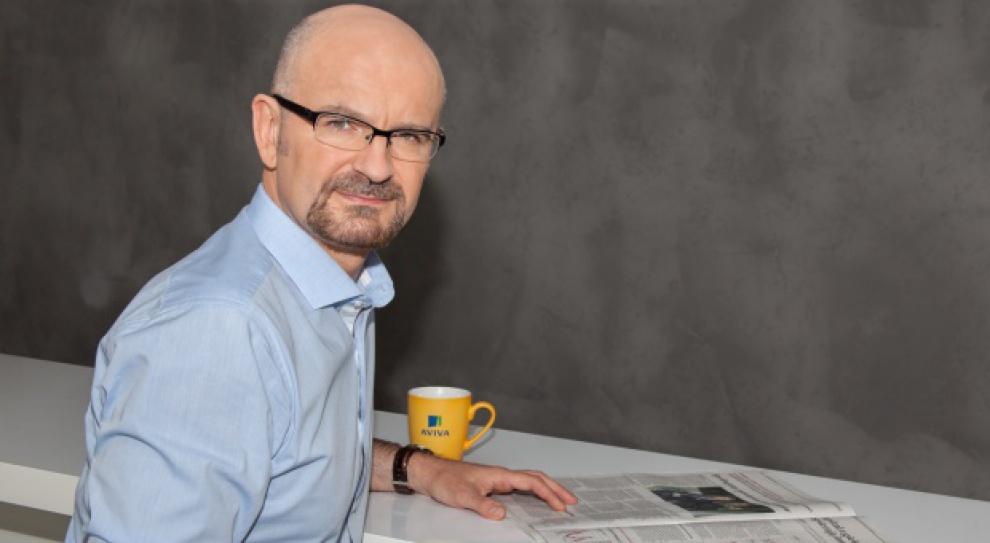 Michał Herbich zastąpi Marcina Żółtka na stanowisku prezesa Avivy