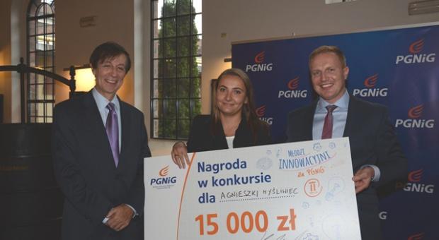 15 tys. zł nagrody od PGNiG dla młodych naukowców