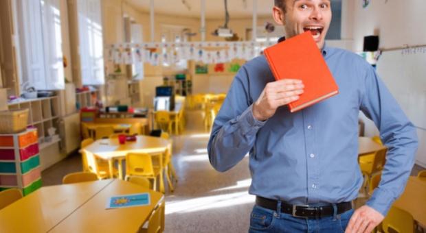 Zalewska powoła zespół, który zajmie się warunkami pracy nauczycieli