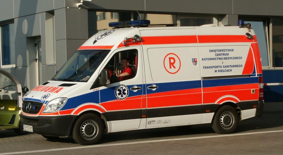 Ustawa o państwowym ratownictwie medycznym: Nowelizacja ma zapewnić godną pracę i płace