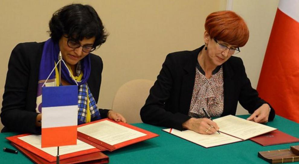 Delegowanie pracowników: Polska i Francja podpisały deklarację o współpracy