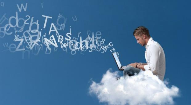 Coraz wiecej firm w chmurach
