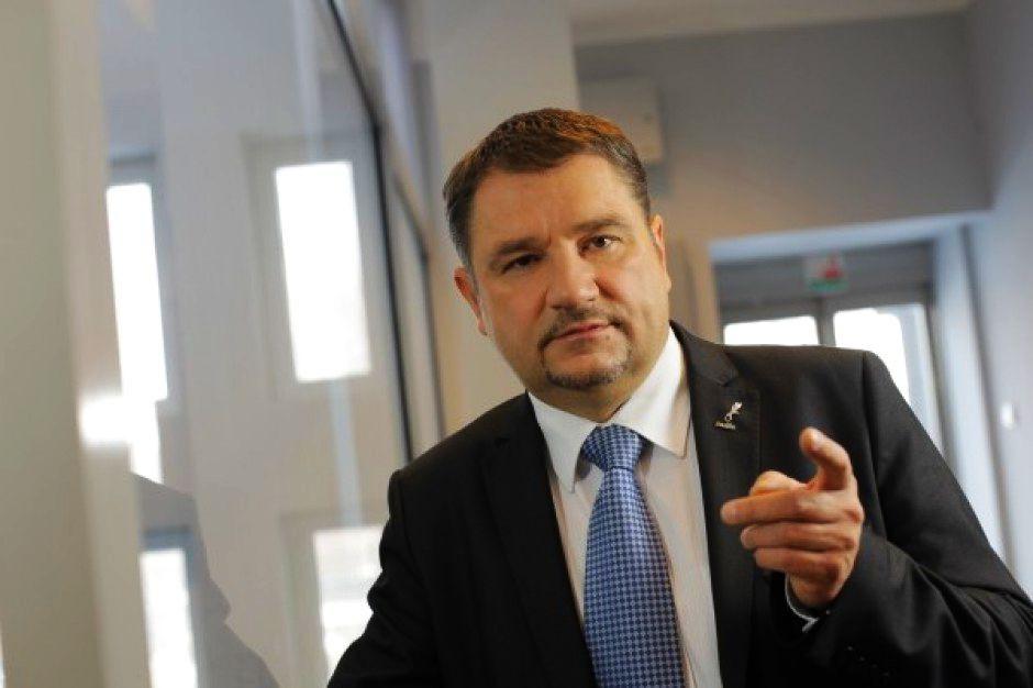 W październiku skończy się przewodnictwo strony związkowej i Piotra Dudy w Radzie. (Fot. PTWP)