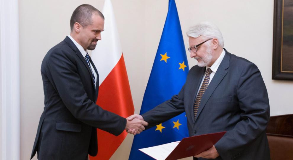 Jakub Kumoch ambasadorem RP w Szwajcarii