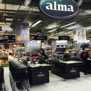 Alma Market złożyła wniosek o upadłość
