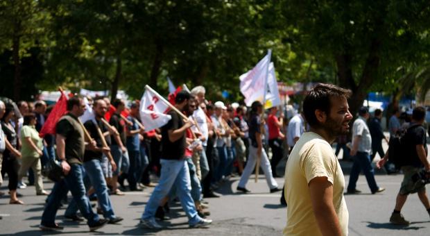 Demostracje: Protesty zaczynają się od narzekania