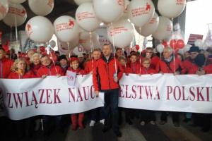 ZNP rozpoczyna protest przeciwko reformie oświaty