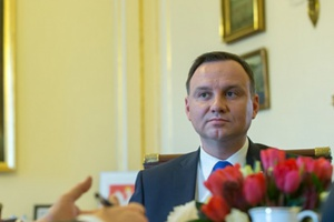 Andrzej Duda: teraz czas na przedsiębiorców