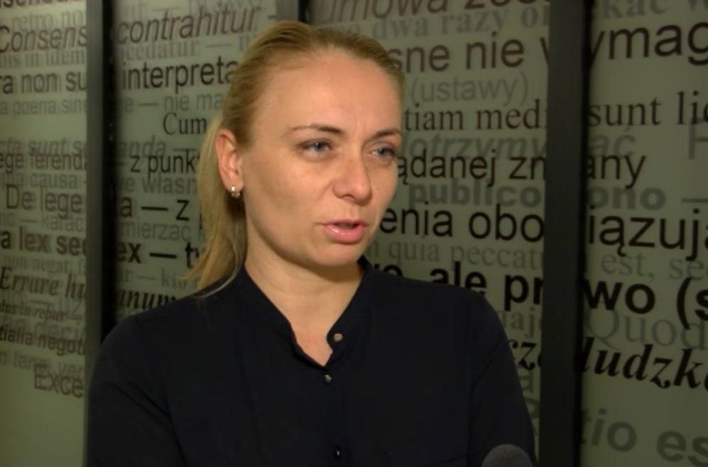 Małgorzata Cieloch, rzecznik prasowy Urzędu Ochrony Konkurencji i Konsumentów (fot.newsrm.tv)