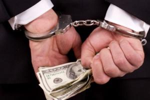 Były szef prokuratury aresztowany za łapówki