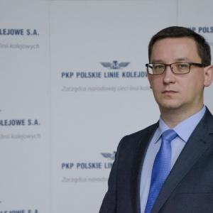 Radosław Celiński dyrektorem ds. finansowych i ekonomicznych w PKP PLK
