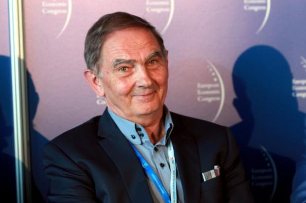 Jan Mikołuszko, przewodniczący rady nadzorczej Unibep
