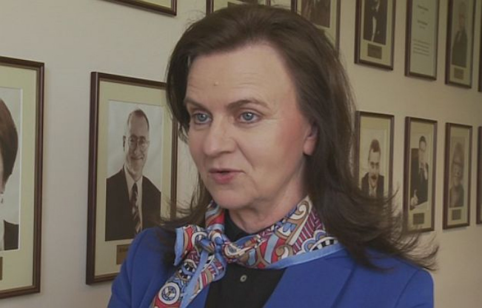 Gertruda Uścińska, prezes ZUS. (fot. Newseria)