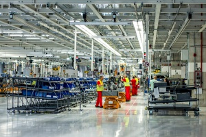 Volkswagen, Crafter, Września: Nowa fabryka już otwarta