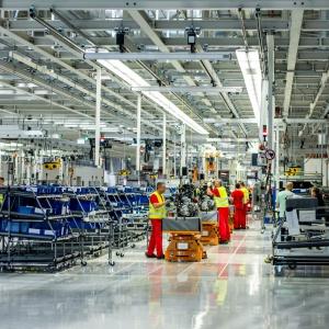 Start nowej fabryki Volkswagena w Polsce