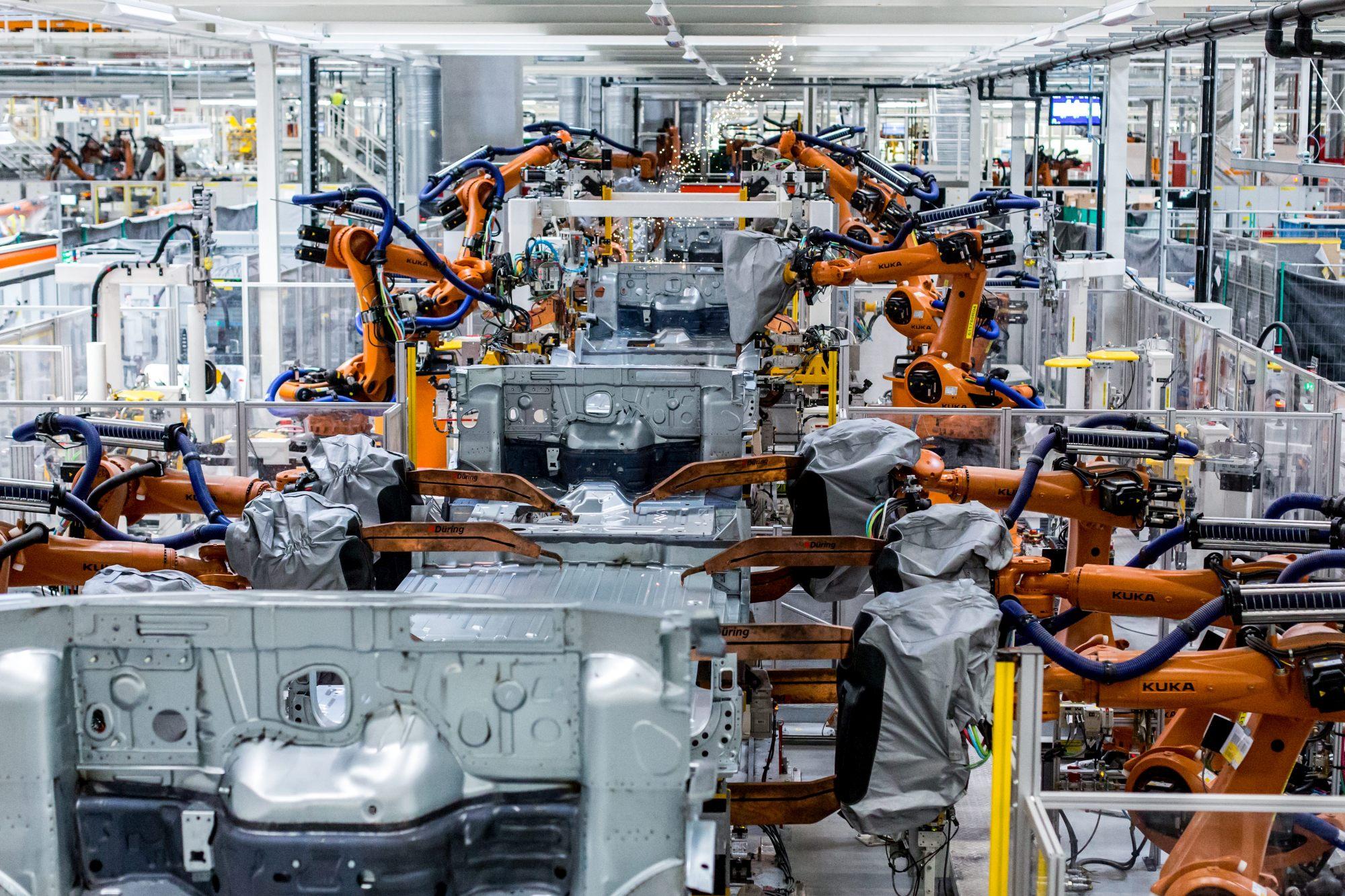 W fabryce we Wrześni zatrudnionych będzie 3 tys. pracowników. (Fot. mat. pras.)