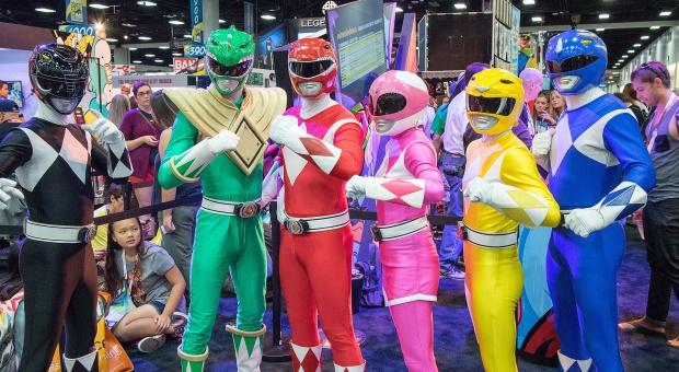 """VIsus: W tej firmie o dobry nastrój pracowników dba zespół """"Power Rangers"""""""