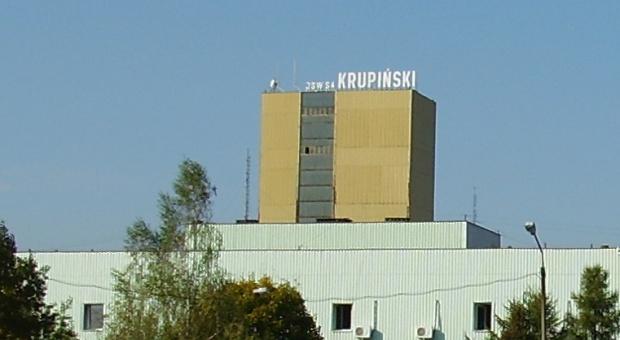 Kopalnia Krupiński: Związkowcy nie zgadzają się na przejście zakładu do SRK