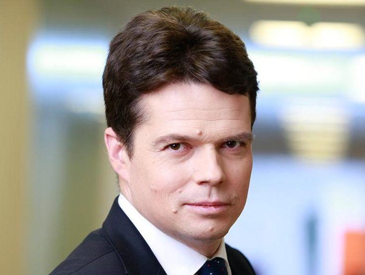 Wojciech Małek, nowy członek zarządu GetBack. (Fot. mat. pras.)