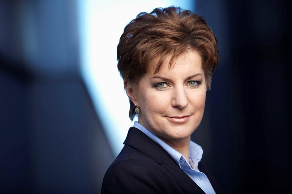 Anna Paczuska drugim wiceprezesem GetBack. (fot. mat.pras.)