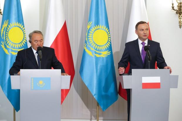Polskie firmy łatwiej wejdą na kazachstański rynek