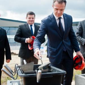 Były minister o planach w nowym miejscu pracy