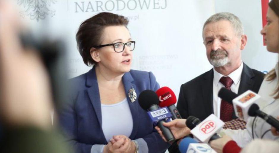 MEN nie wprowadzi matury branżowej. (fot. men.gov.pl)