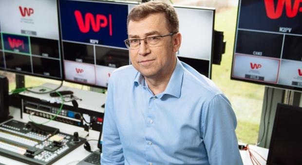 Maciej Orłoś dołącza do Wirtualnej Polski